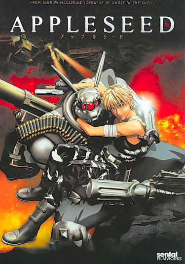 APPLESEED BY APPLESEED (DVD)